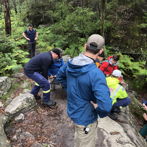 Remote Casualty Care Course- Blue Mountains NSW