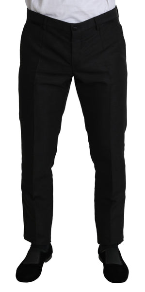 Brown COMFORT STRETCH Casual Trouser  Pants