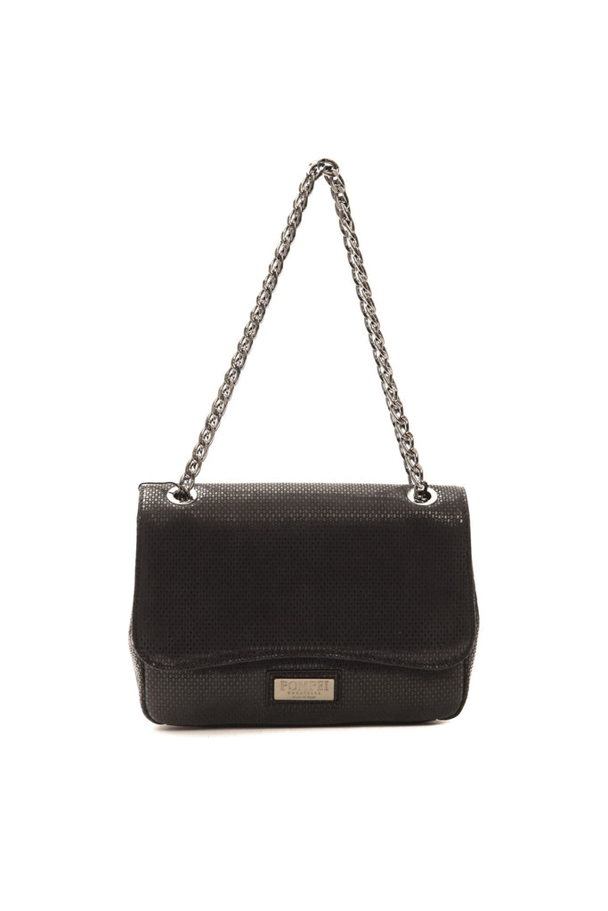 Nero Black Crossbody Bag