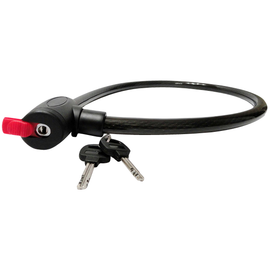 Cable Lock Armored Security Locking STEEL CABL