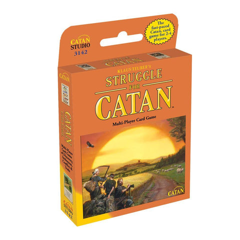 Struggle for Catan - Multi Player Card Game - Australia only