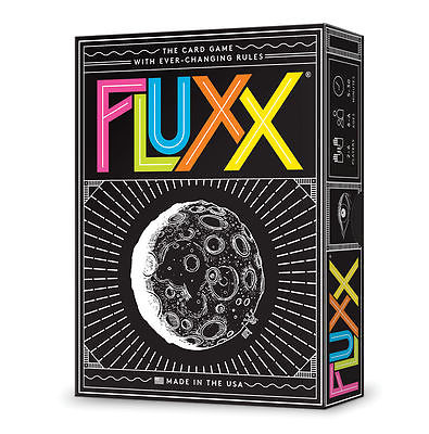 Fluxx Version 5.0 - Card Game - Looney Labs - FREE Shipping - Australia only - Better Buy Now Games Australia