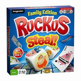 Ruckus Steal Family Edition - Card Game - Australia only