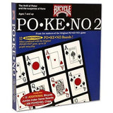 Pokeno 2 by Bicycle - Po-ke-no card Game - Australia only