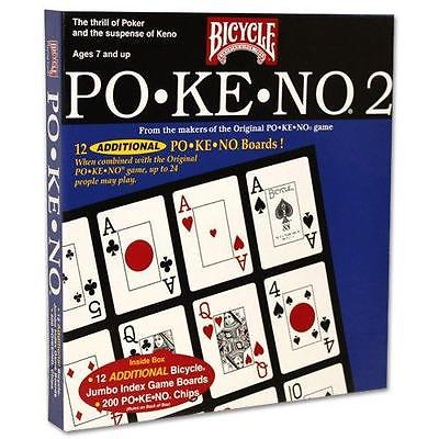 Pokeno 2 by Bicycle - Australia only - Better Buy Now Games Australia