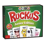 Ruckus Junior Edition Card Game - Australia only