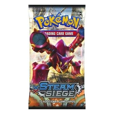Pokemon TCG Steam Siege - Booster pack - Australia only - Better Buy Now Games Australia