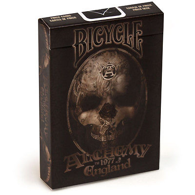 Alchemy II 1977 England Playing Cards - Australia only