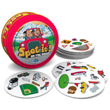 Spot It! On the Road Travel Game - sealed new in tin - Australia only