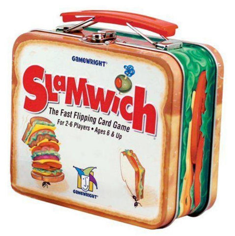 Slamwich Collector's Edition Tin card game - Australia only