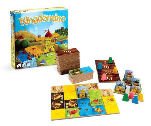 Kingdomino - Australia only