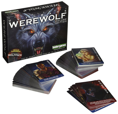 Ultimate Werewolf Deluxe Edition - Better Buy Now Games Australia