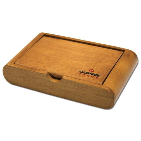Copag Wooden Storage Box - Australia only