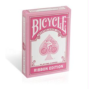 Pink Ribbon Edition - Bicycle Playing Cards - Better Buy Now Games Australia