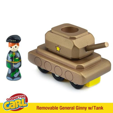 General Ginny Tank with Removable Character - Australia only