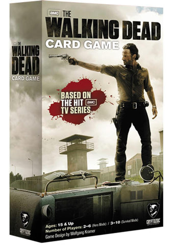The Walking Dead Card Game - Australia only - Better Buy Now Games Australia