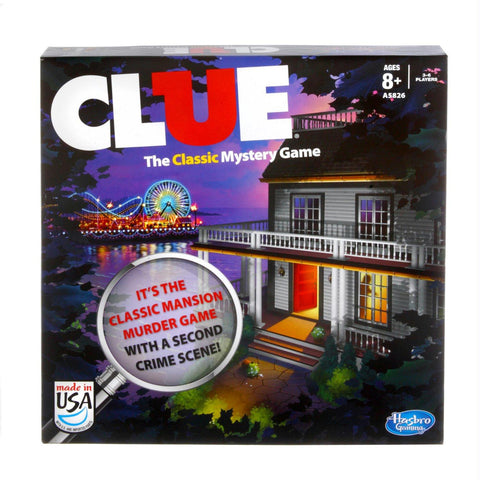 Clue - Australia only - Better Buy Now Games Australia
