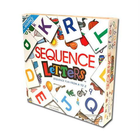 Sequence Letters - Australia only