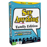 Say Anything Family Edition - Minor Box Damage - Australia only