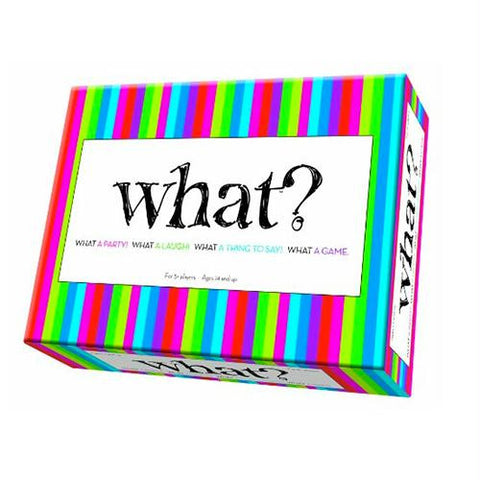 What Board Game - Australia only - Better Buy Now Games Australia