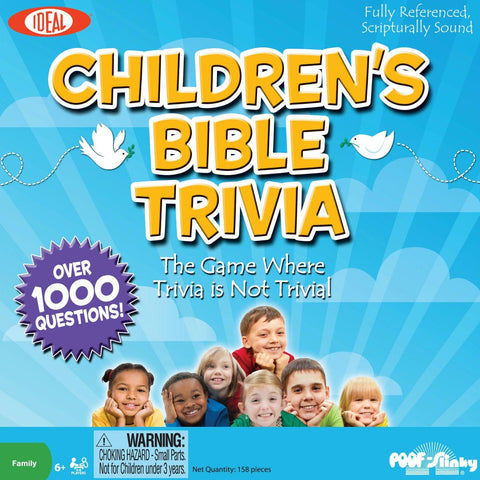 Children's Bible Trivia Game - Australia only - Better Buy Now Games Australia