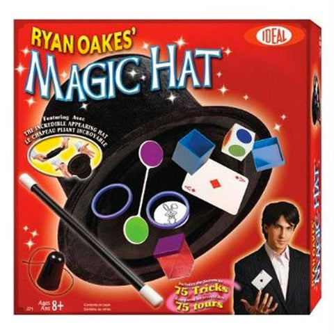 Ryan Oakes Collapsible Magic Hat - Better Buy Now Games Australia