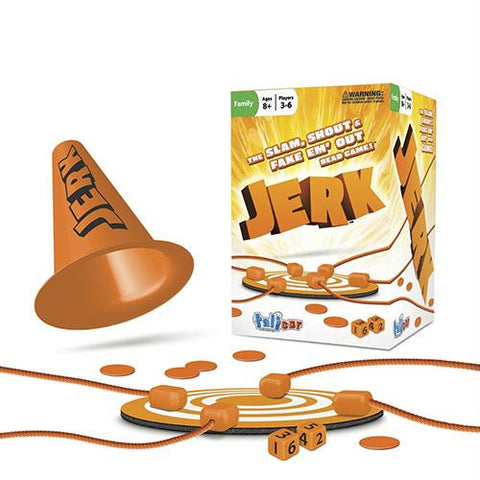 Jerk Board Game - Better Buy Now Games Australia