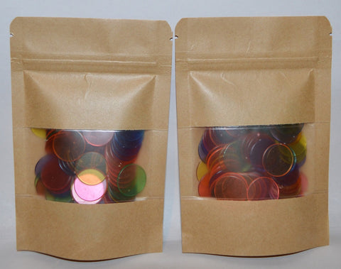 200 Pack Mixed Bingo Chips - Australia only