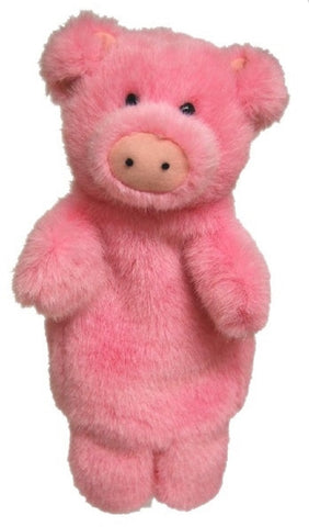 Pig Hand Puppet with sound soft plush toy by Elka Australia