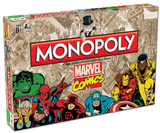 Marvel Retro 2016 Monopoly