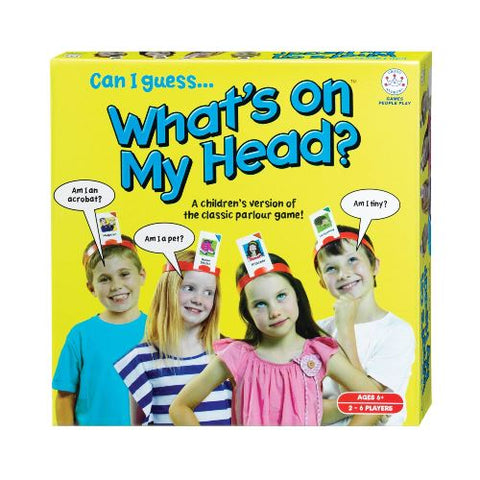 What's On My Head? - Australia only