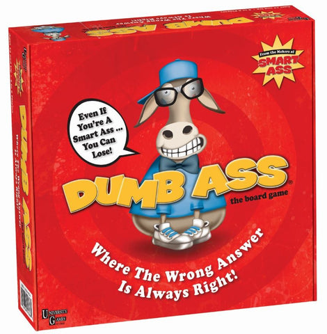 Dumb Ass - Australia only - Better Buy Now Games Australia