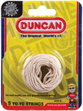 Duncan Yo Yo Strings 5 Pack White (100% Cotton) - Australia only