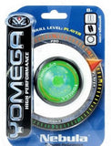 Yomega Nebula Yo Yo Green with Black rims - Australia only