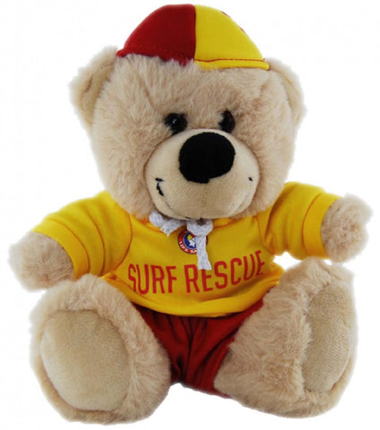 LIFE SAVER BEAR 21CM - Plush Toy - Stuffed