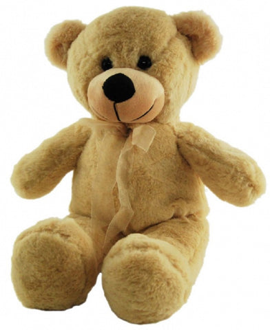 BEAR SUNSHINE LIGHT BROWN 38CM