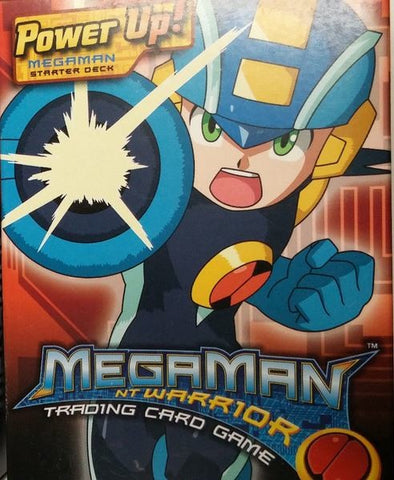 Mega Man Power Up Starter Box (Megaman) - Better Buy Now Games Australia