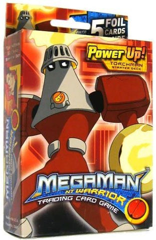 Mega Man Power Up Starter Box (Torchman) - Better Buy Now Games Australia
