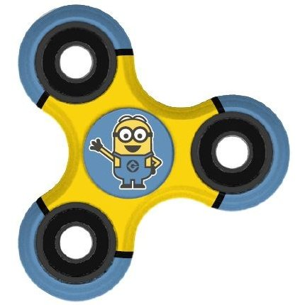 Minions Fidget Spinner Dave - Australia only