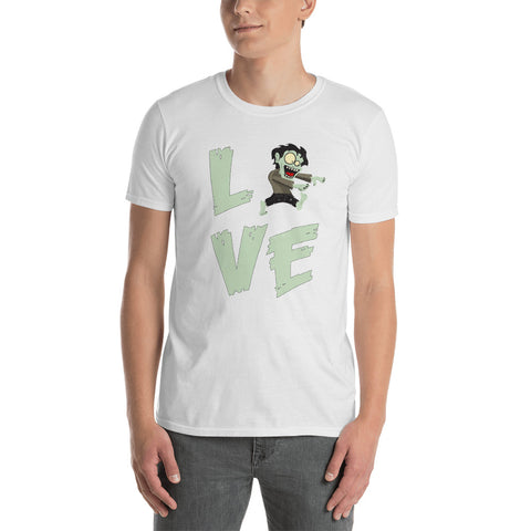 Short-Sleeve Unisex T-Shirt - Love