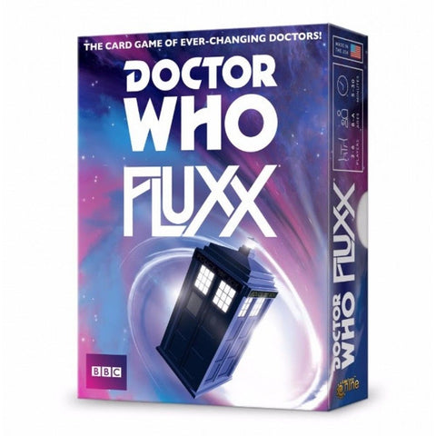 Doctor Who Fluxx - Australia only