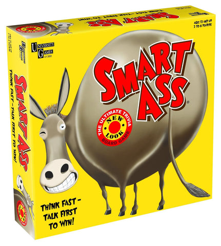 Smart Ass the Board Game - Australia only