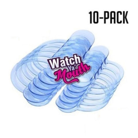 Watch Ya Mouth - Extra Players Cheek Retractors - Set of 10
