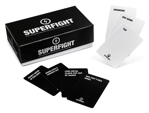 Superfight Core Deck - Better Buy Now Games Australia