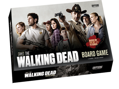 The Walking Dead Board Game - Better Buy Now Games Australia