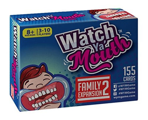 Watch Ya Mouth Family Expansion Pack 2 - Australia only