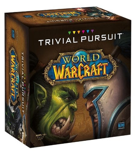 World of Warcraft Trivial Pursuit - Australia only