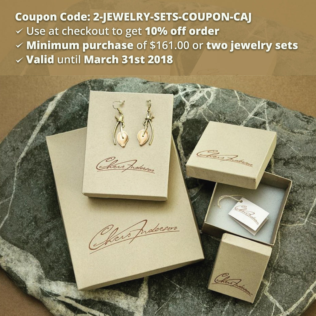 Bundle Discount: Get 10% Off Elegant Hand-Crafted Jewelry Sets