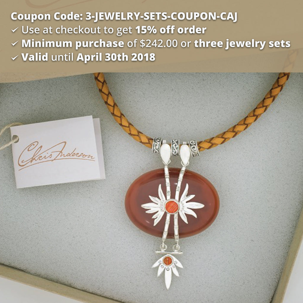 Bundle Discount: Get 15% OFF Elegant Hand-Crafted Jewelry Sets