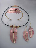 Chris Anderson Copper and Brass Jewelry